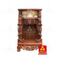 Bàn thờ ông địa gỗ Cẩm Lai (Model: T.1CL.TOD.4881.002)