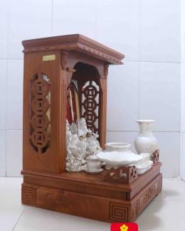 Mẫu bàn thờ Ông Địa kiểu mới