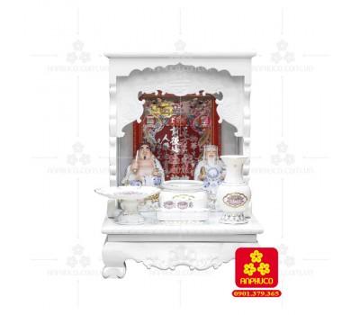 Bàn thờ ông Địa bằng gỗ gỏ đỏ(Model:T.1GD.TOD.4868.002)
