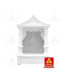 Bàn thờ ông Địa bằng gỗ gỏ đỏ(Model: T.1GD.TOD.5688.00