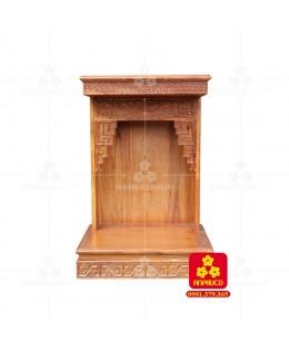 Bàn thờ ông Địa bằng gỗ gỏ đỏ(Model: T-1GD.TOD.6088.00