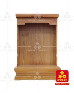 Bàn thờ ông Địa bằng gỗ gỏ đỏ(Model: T.1GD.TOD.6088.005)