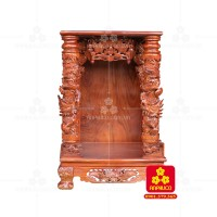 Tủ ông Địa gỗ Hương Vân (Model: B.1H.TOD.6088.002)