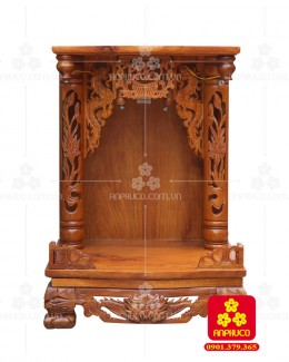 Tủ ông địa gỗ Lim 48.68(Model: T.1L.TOD.4868.001)