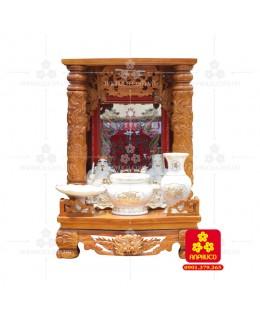 Tủ ông địa gỗ Lim 48.68(Model: T.1L.TOD.4868.003)