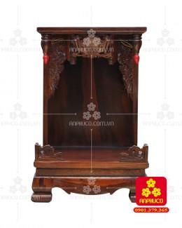 Bàn thờ ông Địa gỗ Muồng(Model: T.1M.TOD.4262.002)