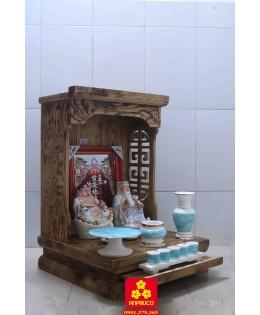 Mẫu bàn thờ Tài Vượng
