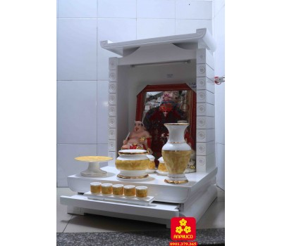 Mẫu bàn thờ Thần Tài An Phú