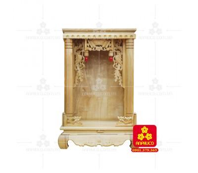 Bàn thờ  Ông Địa gỗ sồi(Model: T.1S.TOD.6088.002)